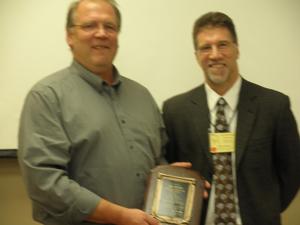 Joe Arness, 2010 recipient